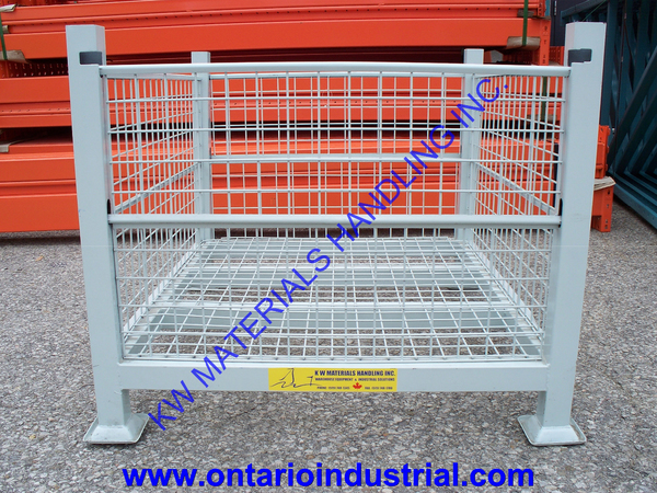 Used Wire Baskets | Wire Containers