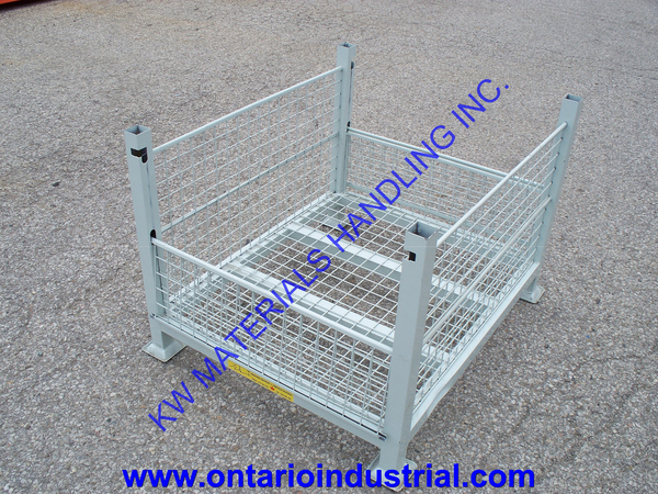 Fact Every Year We Sell Enough Wire Mesh Bins That They